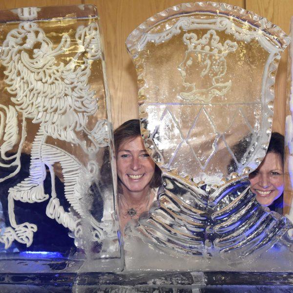 Ismaning CSU Neujahrsempfang in der Seidlmühle Karin Hobmeier, Petra Apfelbeck und Wirtschaftsministerin Ilse Aigner