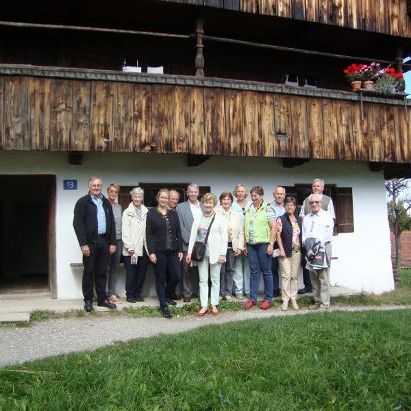 Mit der Senioren-Union auf der Glentleiten